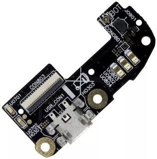 Conector Dock Carga Micro Zenfone 2 Ze551ml + Ferramentas