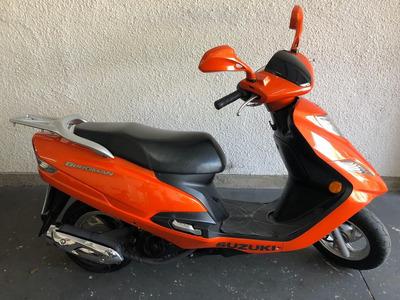 Suzuki Burgman 125 2016