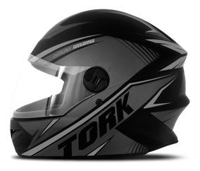 Capacete Moto Motoqueiro Motoboy Motociclista Pro Tork R8