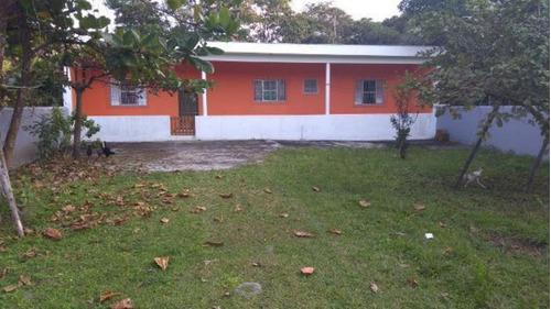 Bonita Casa Com Terreno De 495 Mts Em Itanhaém - 3015 | Npc