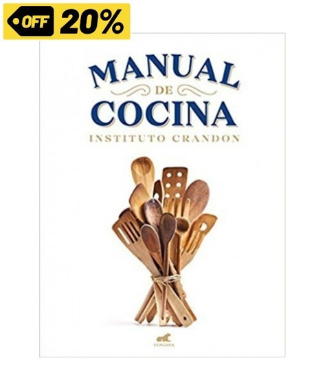 Manual De Cocina Instituto Crandon