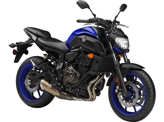 Yamaha Mt 07 !!! Dolar Billete