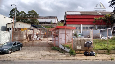 Galpão Industrial À Venda, Zup 1, Centro Industrial - Arujá - Ga0016. - Ga0016