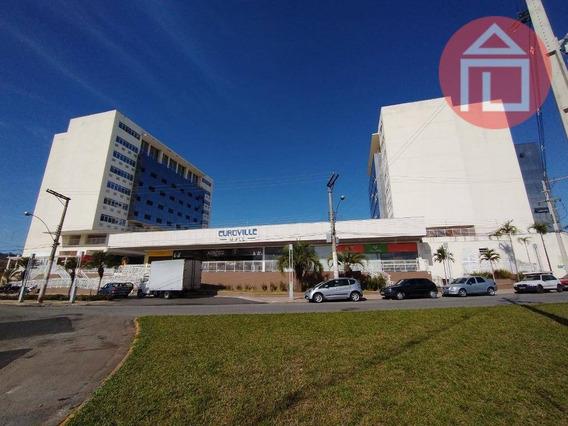 Sala Para Alugar, 35 M² Por R$ 1.600,00/mês - Residencial Euroville - Bragança Paulista/sp - Sa0205