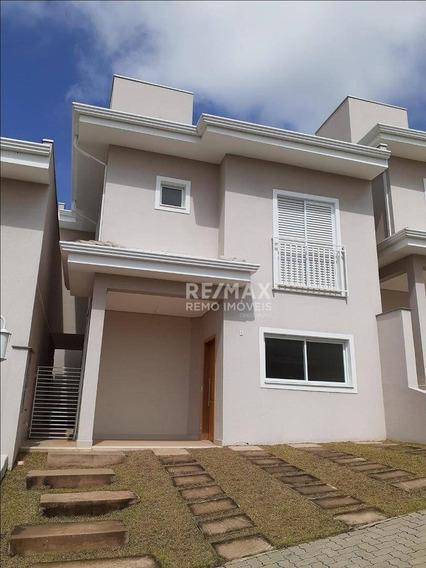 Casa Para Locaçãor - Cond. Vila Bela Vista - Valinhos/sp - Ca6653