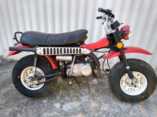 Suzuki Rv 90 Cc Moto Antiga , Assista Ao Video