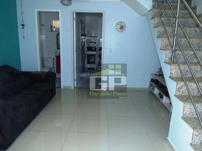 Casa Com 2 Dormitórios À Venda, 72 M² Por R$ 375.000 - Taquara - Rio De Janeiro/rj - Ca0182