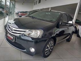 Toyota Etios 1.5 Manual Platinum Flex