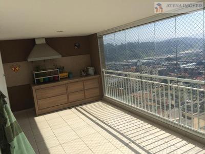Lindo Apartamento 3 Dorms (1 Suíte), 2 Vagas, Lazer Completo Na V. Galvão. - Ap0755