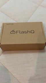 Flashq Rádio Flash 1 Transmissor E 2 Receptores Para Câmeras