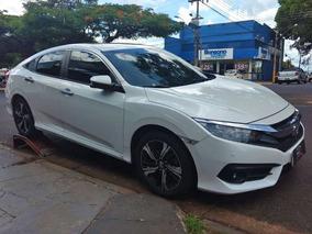Honda Civic Touring 1.5 Branco 2017