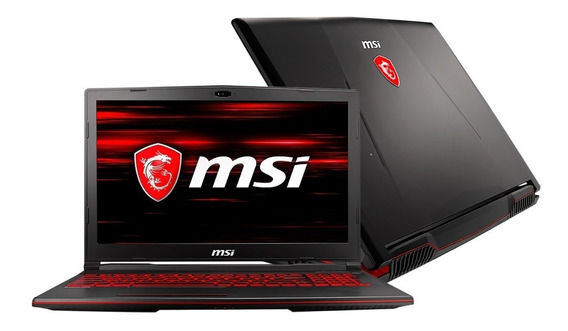 Portatil Gamer Msi I7-8750h Ram 16gb 1tb+256gb Gtx 1060