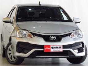 Toyota Etios 1.5 Xs Sedan 16v Flex 4p Automático