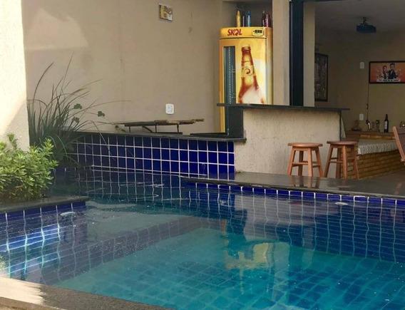 Casa, 4 Quartos, Itaipu. - Ca0109