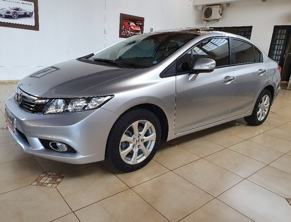 Honda Civic 2.0 Exr 2014