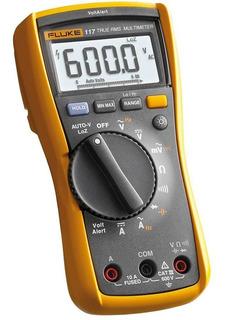 Tester Multimetro Fluke 117 Impecable Muy Poco Uso