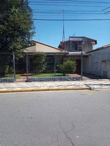 Imagem 1 de 8 de Casa Com 2 Dormitórios À Venda, 152 M² Por R$ 850.000,00 - Centro - Suzano/sp - Ca0297