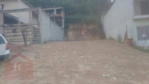 Terreno À Venda, 500 M² Por R$ 206.700,00 - Parque Rizzo - Cotia/sp - Te0340