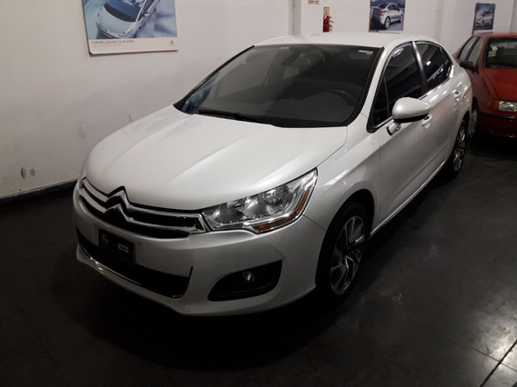 Citroen C4 Lounge Tendance Thp At6 Año 2016