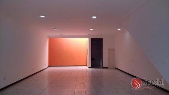 Salão Para Alugar, 130 M² - Carrão - São Paulo/sp - Sl0604
