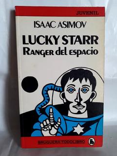Libro Lucky Starr 1984