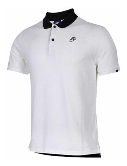 Playera Polo Nike Cortez (talla Xl) 100% Original 928049 Men