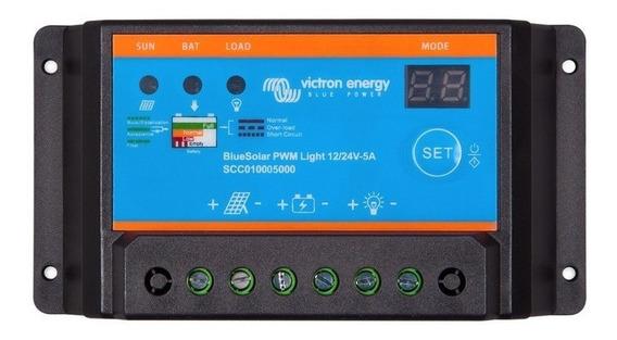 Controlador Carga Bateria Solar Victron Aldo Solar