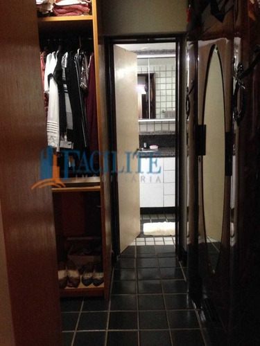 Imagem 1 de 17 de 2120 - Apartamento Para Vender, Intermares, Cabedelo, Pb - 23260