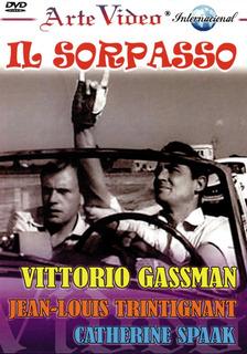 Il Sorpasso - Vittorio Gassman-jean L. Trintignant-c. Spaak