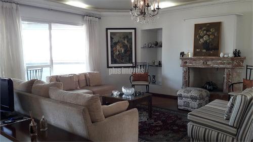Apartamento De 182m² Em Moema - Pj49774