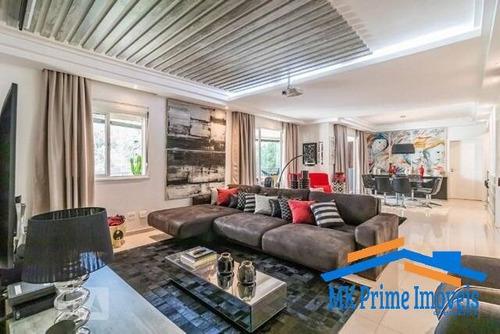 Imagem 1 de 15 de Apartamento Em Alphaville Tamboré, 201m2 , 3 Suítes, 3 Vagas - 2143
