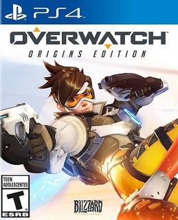 Overwatch - Origins Edition Juego Digital Ps4