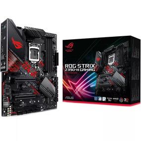 Placa-mãe Asus Rog Strix Z390-h Gaming Lga1151 9ªgeração