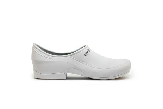 Sapato De Segurança Linha Flip Cor Branco Ca 38.590 - Bracol