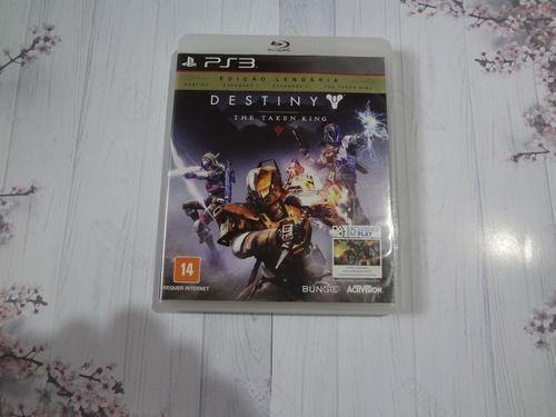 Destiny The Tanken King - Mídia Física Ps3