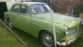 Auto Volvo De Coleccion Año 1965 O Permuto