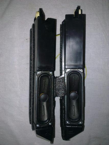 Kit Falantes Originais Samsung Ln40d550 K1gxzd Semi Novo