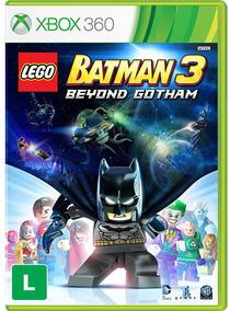 Jogo Lego Batman 3 - Xbox 360 - Oferta