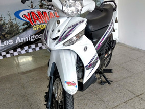 Yamaha Crypton Modelo 2013