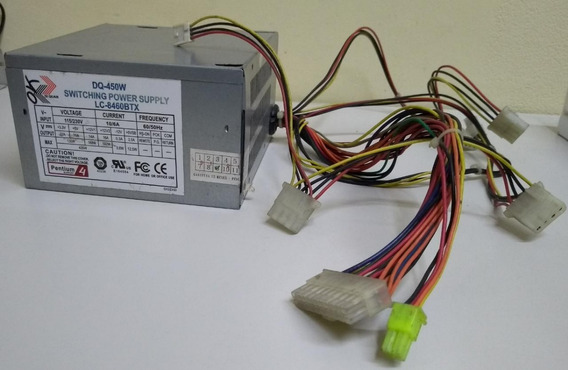 Switching Power Supply Di Quan Dq-450w Lc-8460btx