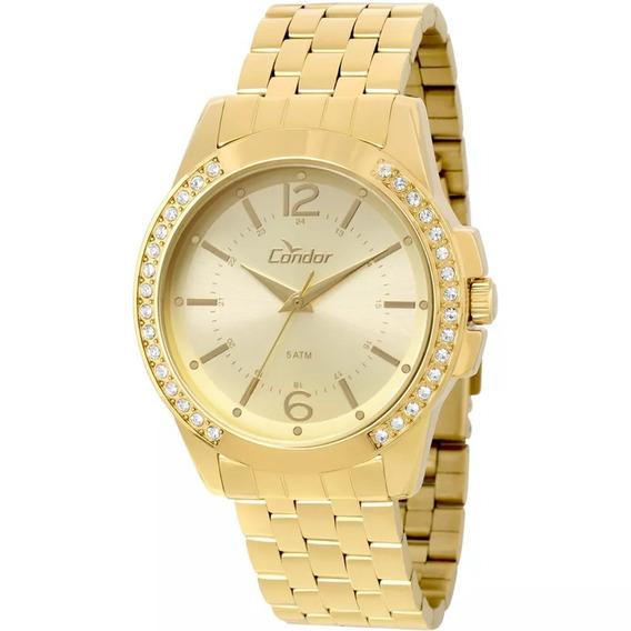 Relógio Condor Feminino Co2035kou/4d Lindo De Vitrine