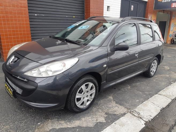 Peugeot 207 Sw Xr 1.4 Flex 8v 5p Flex Manual