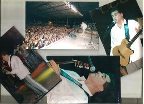 Jerry Adriani - 04 Fotos 15 X 10 - Último Shom Em Fortaleza