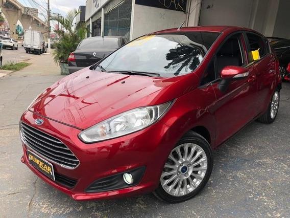 Ford New Fiesta Hatch Titanium 1.6 Aut. 2015 - Impecavel