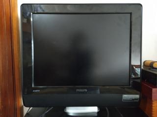 Televisor Philips Lcd Flat Tv Modelo 20pfl5122/78