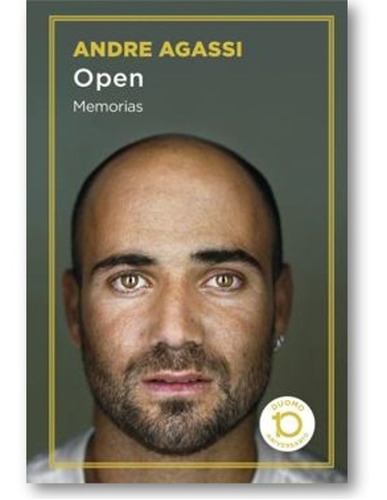 Imagen 1 de 2 de ** Open ** Andre Agassi  Memorias