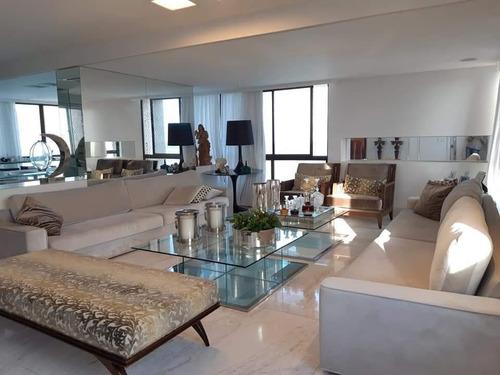 Cobertura Com 6 Quartos À Venda, 560 M² Por R$ 2.800.000 - Piedade - Jaboatão Dos Guararapes - Co0018