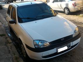 Ford Fiesta 1.0 Street 5p Com Gnv,ar Condicionado Lindo 2003