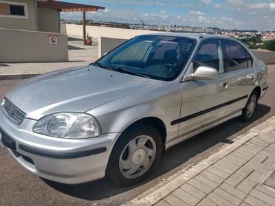 Honda Civic 1.6 Ex Aut. 4p 1998