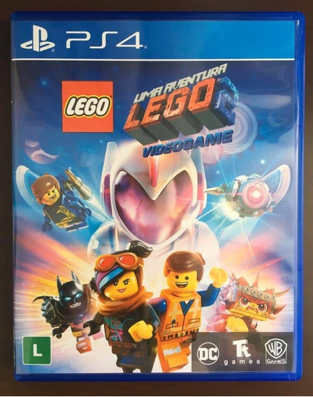 Uma Aventura Lego 2 - Ps4 (mídia Física)